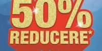 50% reducere la tot sortimentul de biciclete