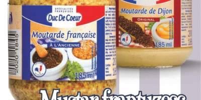 Mustar frantuzesc Duc De Coeur
