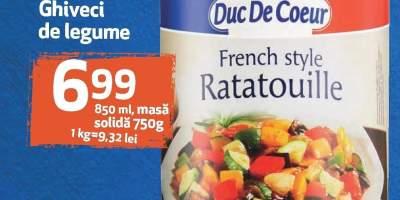 Ghiveci de legume Duc De Coeur
