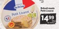 Branza moale Petit Livarot Duc De Coeur