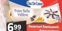 Deserturi frantuzesti Duc De Coeur