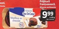 Prajitura frantuzeasca Duc De Coeur