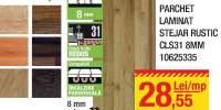 Parchet laminat stejar rustic CLS31