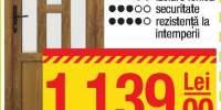 Usa PVC intrare principala
