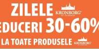 Zilele Kronborg cu reduceri!