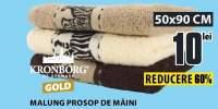 Malung prosop de baie Kronborg Gold