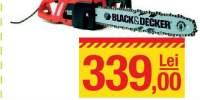 Motoferastrau electric Black&Decker
