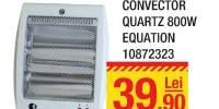 Convector Quartz Equation 800W