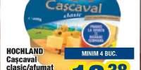 Cascaval clasic/afumat Hochland
