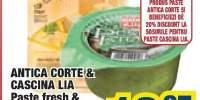 Paste fresh&sosuri paste Antica Corte & Cascina Lia