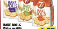 Paine prajita Bake Rolls