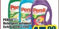 Detergent automat lichid pentru rufe Persil