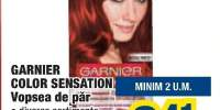 Vopsea de par Garnier Color Sensation