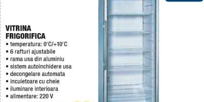 Vitrina frigorifica Whirlpool