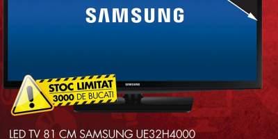 Led Tv Samsung 81 cm UE32H4000