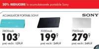 Acumulator portabil Sony