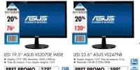 Led 19.5'' Asus VS207DE wide