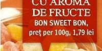 Drajeuri cu aroma de fructe, Bon Sweet Bon