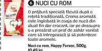 Nuci cu rom, Happy Fursec