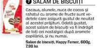 Salam de biscuiti, Happy Fursec
