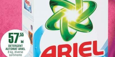 Detergent automat Ariel
