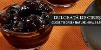 Dulceata de cirese, Close to Greek Nature