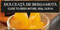 Dulceata de bergamota Close to Greek Nature