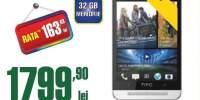 Telefon HTC ONE Silver 32 GB