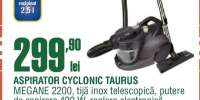 Aspirator Cyclonic Taurus