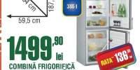 Combina frigorifica Whirlpool + Hota CADOU