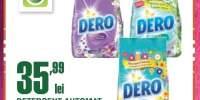 Detergent automat Dero 2 in 1 6 kilograme