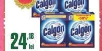 Anticalcar Calgon 2x500 grame/ 2x12 bucati