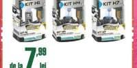 Becuri auto H1/H4/H7