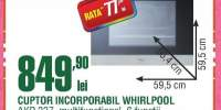 Cuptor incorporabil Whirlpool AKP 237
