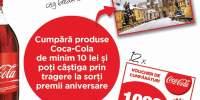 Castiga cu Coca-Cola si Cora