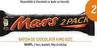 Baton ciocolata King Size Mars