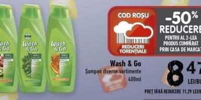 Sampon Wash&Go