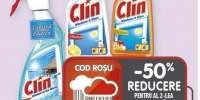 Clin solutie curatat geamuri