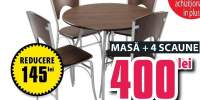 Set masa si scaune Thyholm