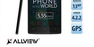 Telefon Allview X2 Soul Negru