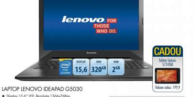 Laptop Lenovo Ideapad G5030