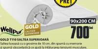 Gold T110 saltea superioara