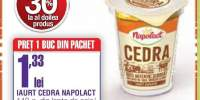 Iaurt Cedra Napolact