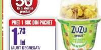 Iaurt degresat/natural Zuzu