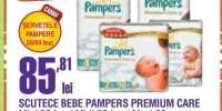 Scutece bebe Pampers Premium Care