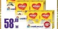 Formula de lapte Milumil Junior 2x600 grame 1+/2+/3+ ani