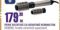Perie rotativa cu keratina Remington AS2090