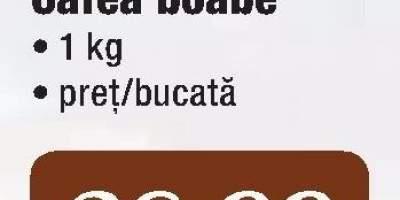 Cafea boabe Silver