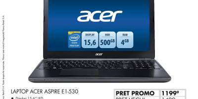 Laptop Acer Aspire E1-530