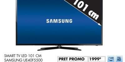 Smart TV LED Samsung UE40F5500